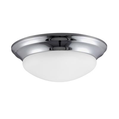 "Sea Gull Lighting 75434 Nash - 11.5"" Small Flush Mount"