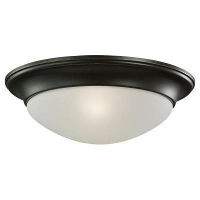 Sea Gull Lighting 75434-782 Nash - One Light Flush Mount