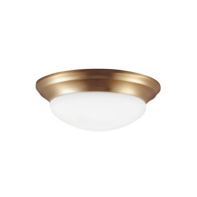 Sea Gull Lighting 75435-848 Nash - Two Light Flush Mount