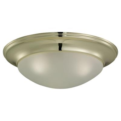 Sea Gull Lighting 75436-02 Nash - Three Light Flush Mount
