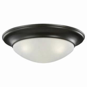 Sea Gull Lighting 75436-782 Nash - Three Light Flush Mount