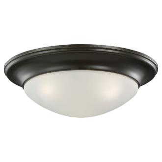 Sea Gull Lighting 75436-782 Nash - Three Light Flush Mount
