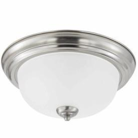 Sea Gull Lighting 75441-962 Holman - One Light Flush Mount