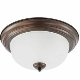 Sea Gull Lighting 75442-827 Holman - Two Light Flush Mount