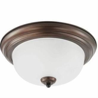 Sea Gull Lighting 75443-827 Holman - Three Light Flush Mount
