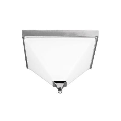 Sea Gull Lighting 7550402-05 Denhelm - Two Light Flush Mount