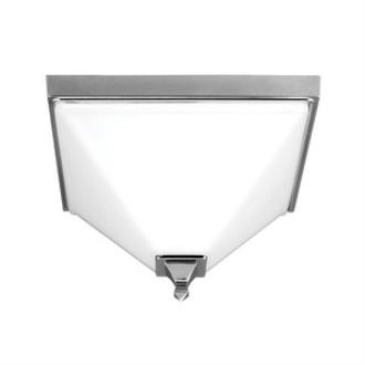 Sea Gull Lighting 7550402BLE-05 Denhelm - Two Light Flush Mount