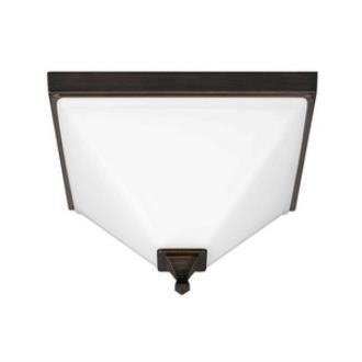 Sea Gull Lighting 7550402BLE-710 Denhelm - Two Light Flush Mount