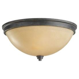 Sea Gull Lighting 75520-845 Two Light Ceiling Flush Mount
