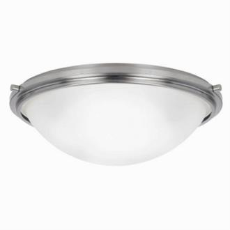 Sea Gull Lighting 75662BLE-962 Winnetka - Three Light Flush Mount