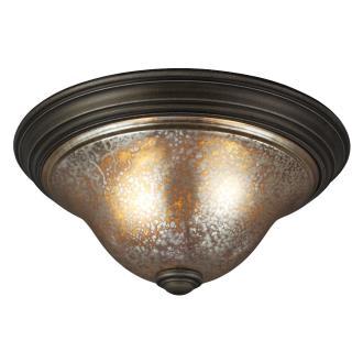 Sea Gull Lighting 7570402BLE-736 Blayne - Two Light Flush Mount