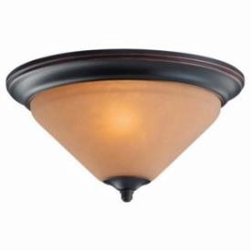Sea Gull Lighting 75790-862 Belair - Two Light Flush Mount