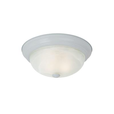 Sea Gull Lighting 75942-15 Windgate - Two Light Flush Mount