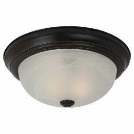 Sea Gull Lighting 75942BLE-782 Two Light Flush Mount
