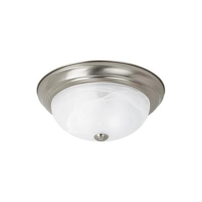 Sea Gull Lighting 75942BLE-962 Two Light Flush Mount