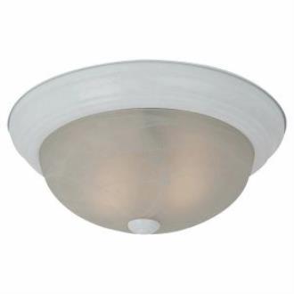 Sea Gull Lighting 75943BLE-15 Three Light Flush Mount
