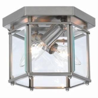 Sea Gull Lighting 7647-962 Two-Light Bretton Ceiling