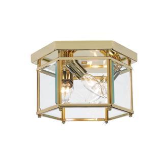 Sea Gull Lighting 7648-02 Three Light Ceiling Fixture