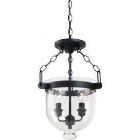 Sea Gull Lighting 77046-715 Westminster - Two Light Convertible Semi-Flush Mount