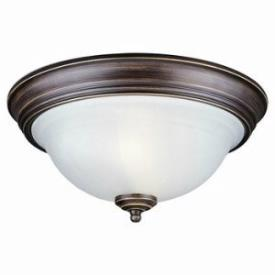 Sea Gull Lighting 77050-71 Two Light Canterbury Close To Ceiling