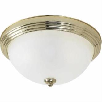 Sea Gull Lighting 77063-02 One Light Flush Mount