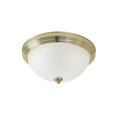 Sea Gull Lighting 77063-02 One Light Flush Mount