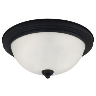 Sea Gull Lighting 77063 One Light Flush Mount