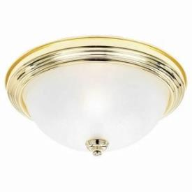 Sea Gull Lighting 77064-02 Two-Light Rialto Ceiling