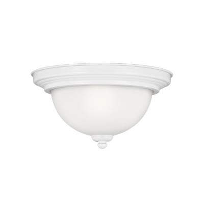 Sea Gull Lighting 77064-15 Two Light Flush Mount