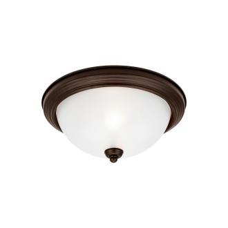 Sea Gull Lighting 77064-814 Two-Light Del Prato Close To Ceiling