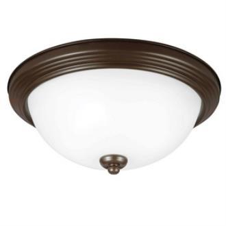 Sea Gull Lighting 77064-827 Two Light Flush Mount