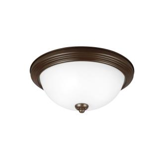 Sea Gull Lighting 77064-827 Two Light Flush Mount