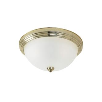 Sea Gull Lighting 77065-02 Three Light Flush Mount