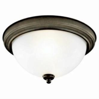 Sea Gull Lighting 77065-829 Three Light Flush Mount