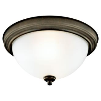 Sea Gull Lighting 77065-829 Three Light Flush Mount
