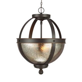 Sea Gull Lighting 7710402-715 Sfera - Two Light Convertible Pendant