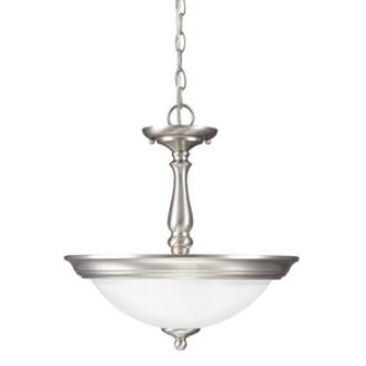 Sea Gull Lighting 7712402-962 Northbrook - Two Light Convertible Pendant