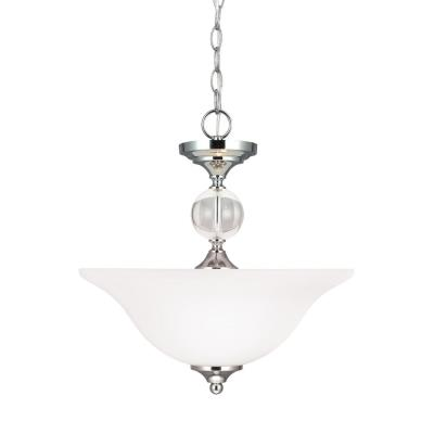 Sea Gull Lighting 7713402-05 Englehorn - Two Light Convertible Pendant