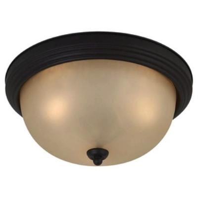 Sea Gull Lighting 77165-820 Del Prato - Three Light Flush Mount