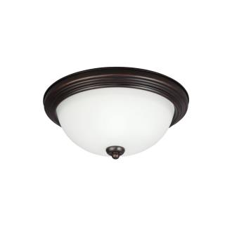 Sea Gull Lighting 77263-710 One Light Flush Mount