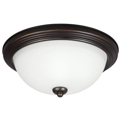 Sea Gull Lighting 77264S-710 One Light  Flush Mount