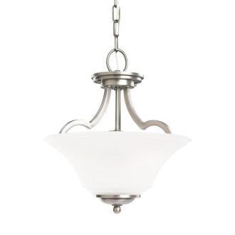 Sea Gull Lighting 77375BLE-965 Somerton - Two Light Convertible Semi-Flush Mount