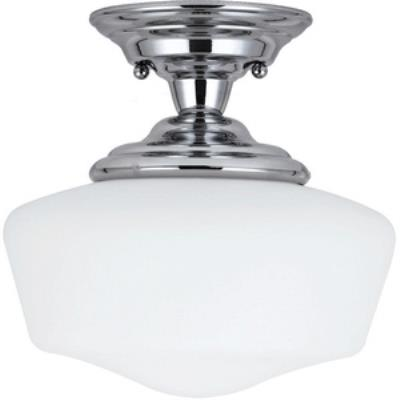 Sea Gull Lighting 77436-05 Academy - One Light Semi-Flush Mount