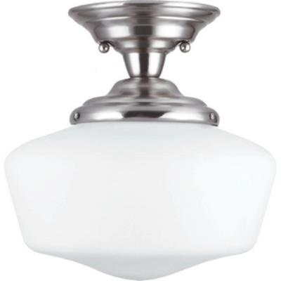 Sea Gull Lighting 77436-962 Academy - One Light Semi-Flush Mount