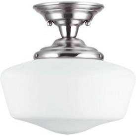 Sea Gull Lighting 77437-962 Academy - One Light Semi-Flush Mount