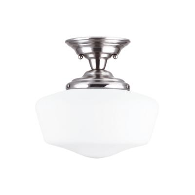 Sea Gull Lighting 77437-962 Academy - One Light Semi-Flush Mount