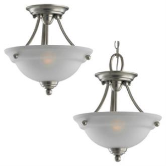 Sea Gull Lighting 77625-962 Wheaton - Two Light Flush Mount