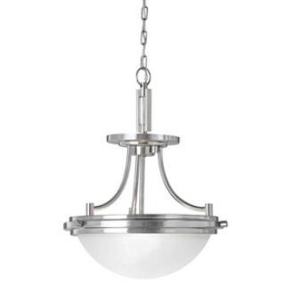 Sea Gull Lighting 77660-962 Winnetka - Two Light Convertible Pendant