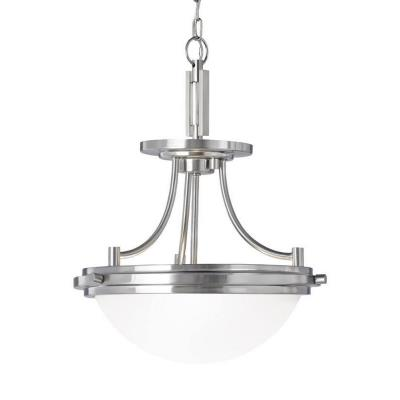 Sea Gull Lighting 77660BLE-962 Winnetka - Two Light Convertible Pendant