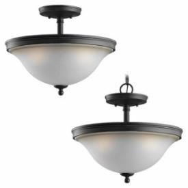 Sea Gull Lighting 77850-782 Three-Light Gladstone Ceiling